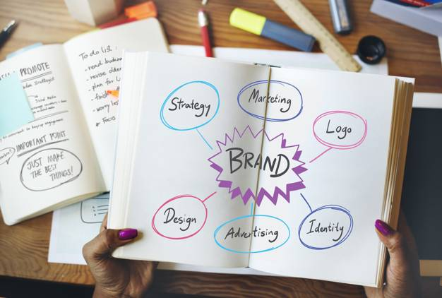 Your logo is not your brand!